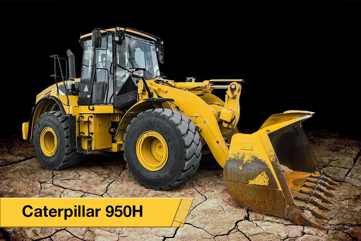 Caterpillar 950H Loader