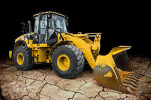 Cat 950H Wheel Loader Hire