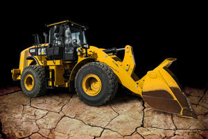 Cat 950K Wheel Loader Hire