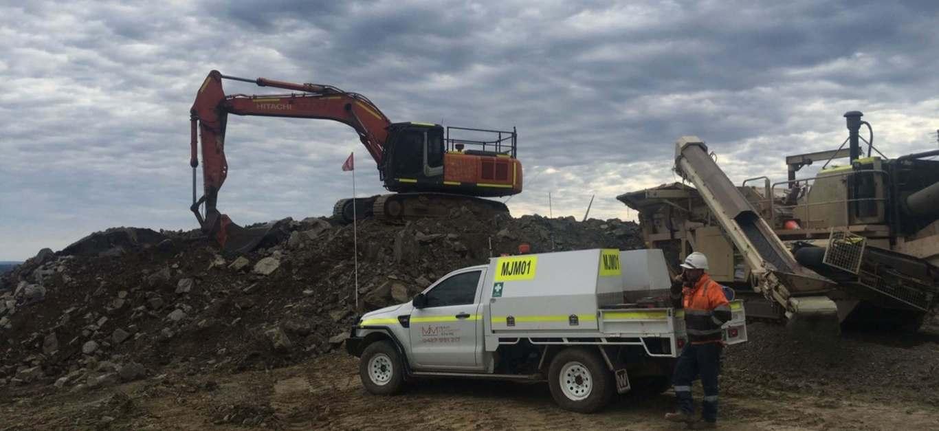 MJM Heavy Equipment Repairs