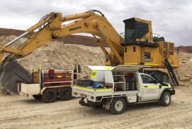 Field and Workshop Services - MJM Heavy Equipment Repairs